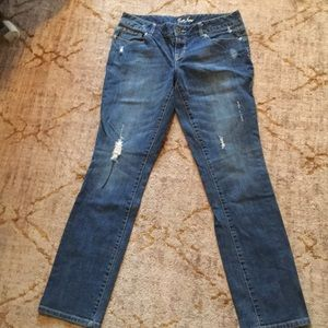 Distressed Guess jeans, size 30... new!